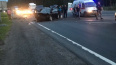 В Тихвинском районе произошло смертельное ДТП с участием ...