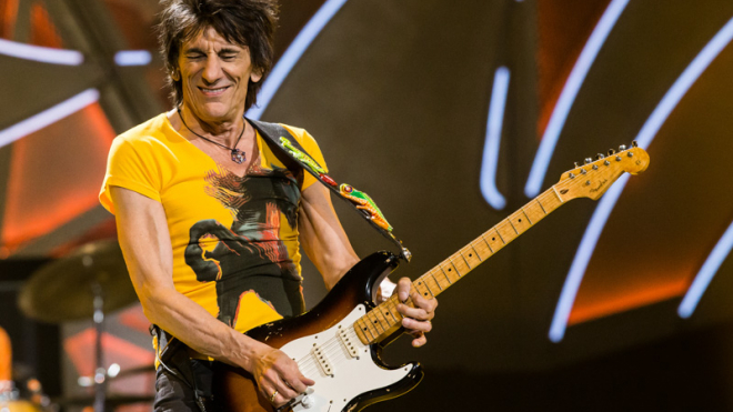 Гитарист The Rolling Stones заболел раком легких