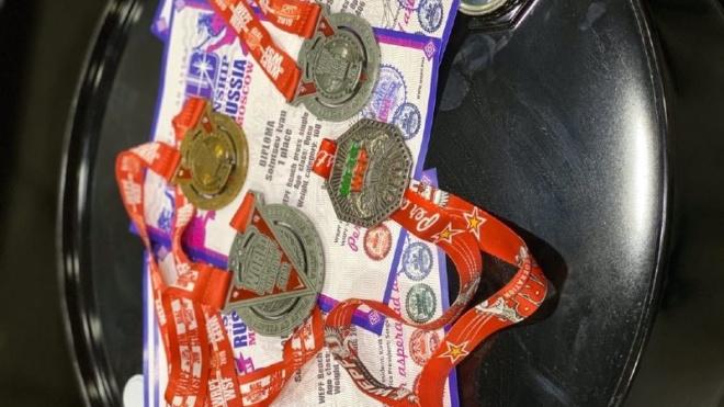 Тяжелоатлет из Выборга занял 1 место в чемпионате мира по версии WRPF