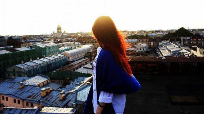 В Петербурге планируют ужесточить наказание за прогулки по крышам