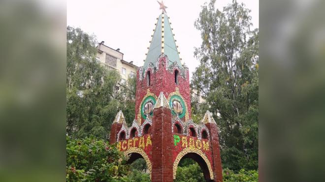 Всегда [р]ядом: в Петербурге появился новый стрит-арт объект