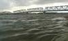 В Хакасии обвалились два пролета железнодорожного моста. В республике введен режим ЧС