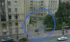 На Московском проспекте разлилась мутная вода