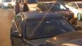 На Арсенальной набережной столкнулось пять машин из-за у...