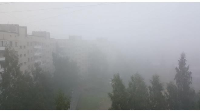Туман помешал двум самолетам приземлиться в Пулково