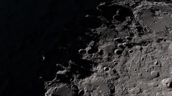 """На Луне собираются слушать """"темные века"""" Вселенной"""