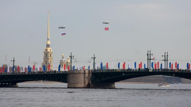 Участники и гости парада Победы в Петербурге должны будут пройти тест на коронавирус