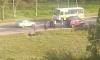 На Колпинском шоссе машина сбила ребенка на самокате