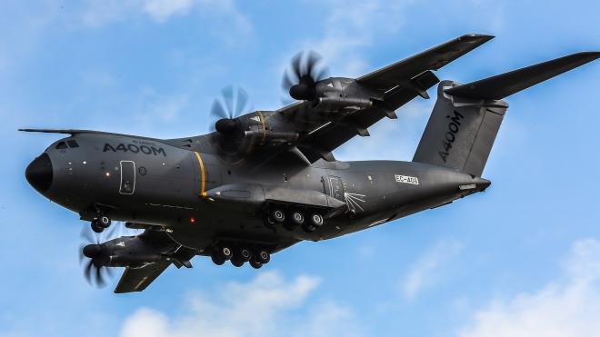 На Украину прибыли три тяжелых транспортных самолета НАТО