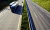 На участке Выборгского шоссе завершился ремонт дороги