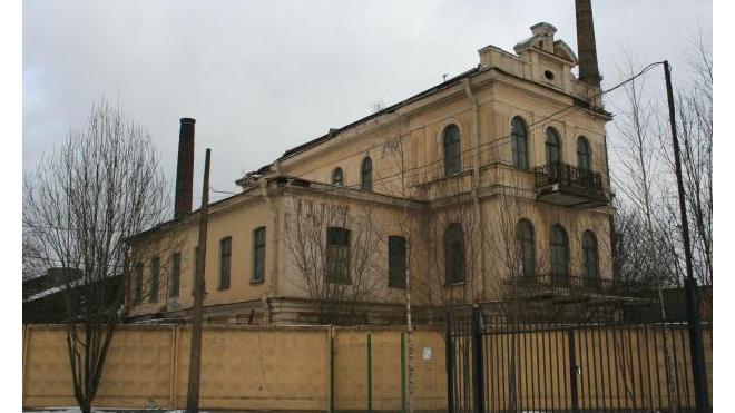 Корпус ультрамаринового завода Веге превратят в бизнес-центр и общественное пространство