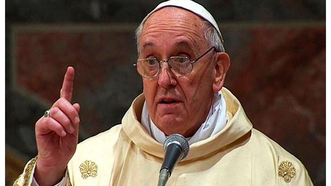 Папа Франциск: в Ватикане тоже есть геи