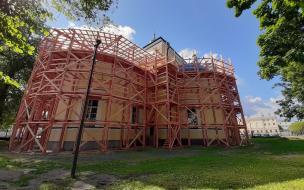 Владимир Цой рассказал о процессе реставрации Спасо-Преображенского собора в Выборге