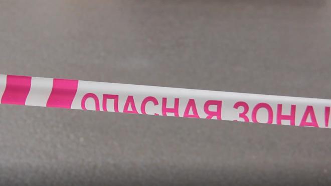 На КАД парень без прав на BMW влетел в КАМАЗ и погиб