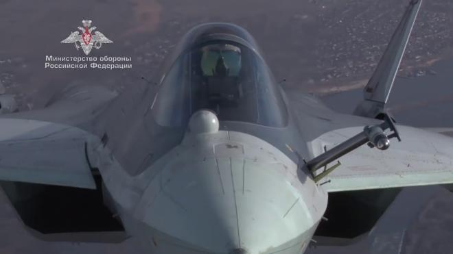 Названы сроки поставки российских Су-57 в Алжир