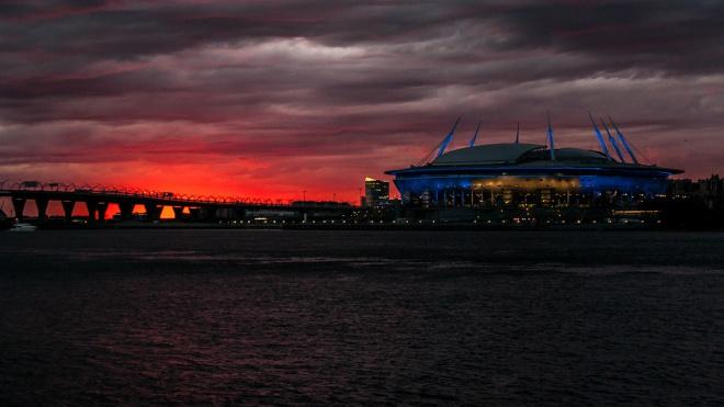 """На """"Газпром-арене"""" перед хоккейными матчами выступят Лепс и """"Мумий Тролль"""""""