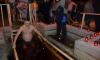 Губернатор Ленобласти принял участие в крещенских купаниях