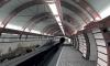 Петербуржец, упав на рельсы в метро, «проспал» свою смерть