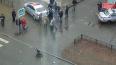 На Ленской улице сбили женщину с коляской