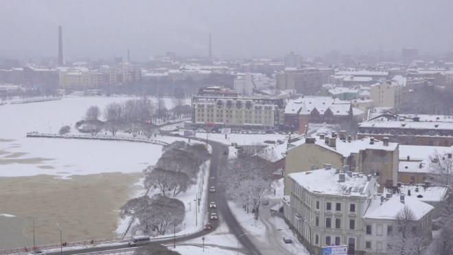 В субботу в Петербурге ожидается туман и гололед
