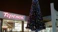 На площадях Петербурга полиция под новогодними елками ...