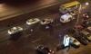 На Коломяжском проспекте пешеход-нарушитель погиб под колесами автомобиля