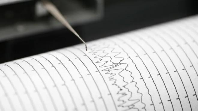 У берегов Камчатки произошло землетрясение 5 баллов
