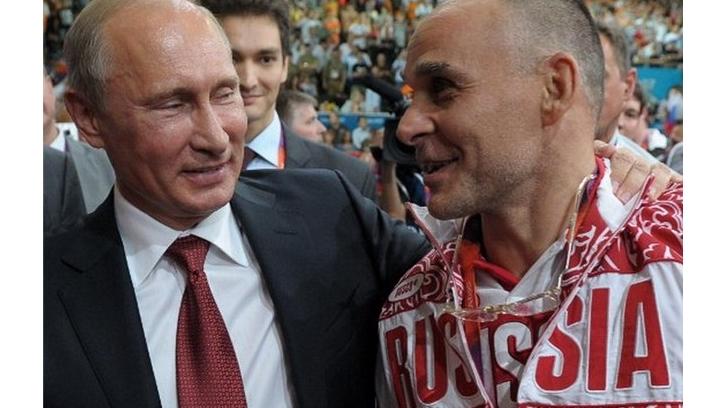 Эцио Гамба стал гражданином России