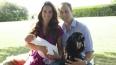 Первые официальные фото британского принца Джорджа ...