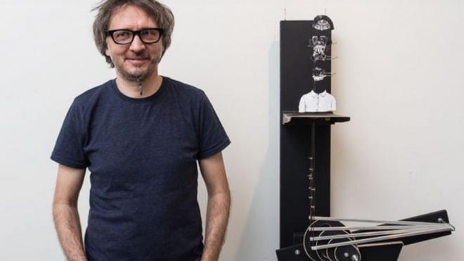 На 58-м Венецианском биеннале свои картины представит петербургский художник