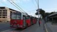 В выходные дни троллейбус №14 изменит маршрут