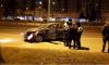 Пьяный водитель протаранил забор на улице Типанова