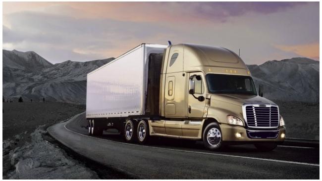 Смольный разрешит тяжелым грузовикам въезд в город