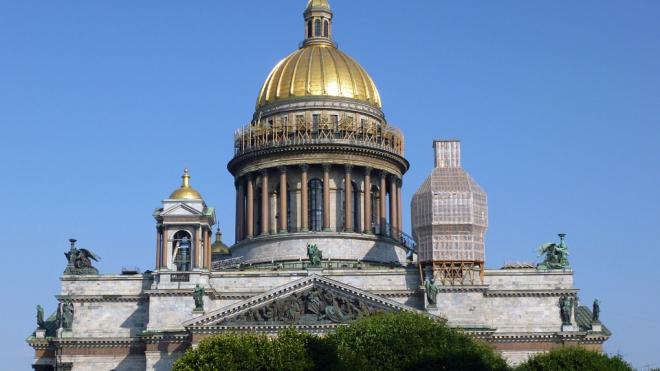 Спикер ЗакСа Петербурга настаивает на передаче Исаакиевского собора РПЦ
