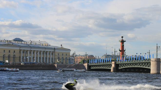 В Петербурге испытывают робот-катамаран для оценки экологии водоемов