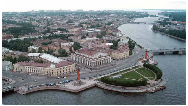 Петербург снова вошел в пятерку инновационных городов России