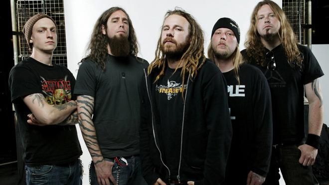 Концерт группы In Flames