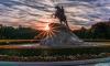 Ноябрь в Петербурге бьет рекорды по солнечным дням, а октябрь оказался пасмурным