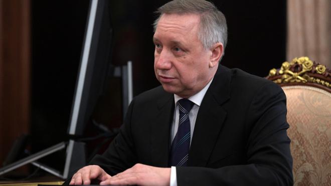 Беглов призвал налоговую службу эффективнее работать с должниками