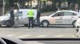 В Выборге произошло ДТП с участием легкового авто ...