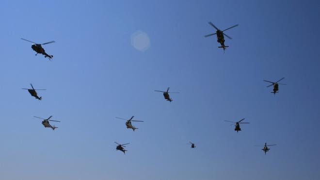 В Армении сообщили о двух сбитых азербайджанских вертолетах