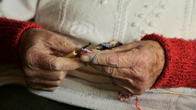 В Приморском районе сбили пенсионерку