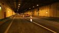 В тоннеле под петербургской дамбой ограничат движение