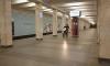 Задержан байкер, гонявший по московскому метро