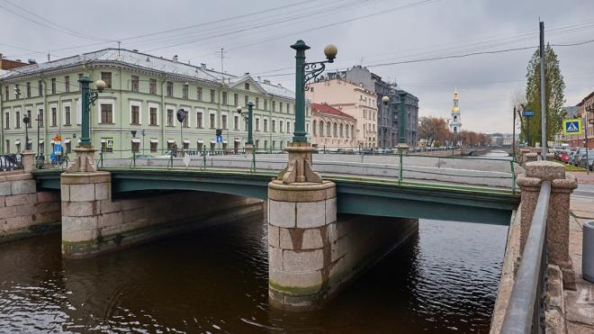 Торговый мост в Петербурге отремонтируют к октябрю 2020 года