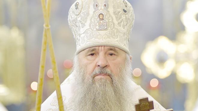 Беглов поздравил с 30-летием епископской хиротонии митрополита Варсонофия
