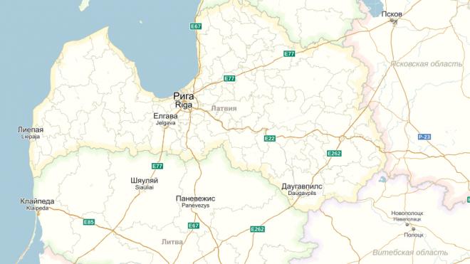 Латвия построит стену на границе с Россией и пустит вдоль нее вооруженные патрули