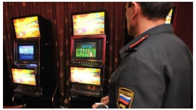 Замначальника полиции задержан за развитие игорного бизнеса в Москве