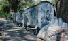 В Невском районе обнаружили ртуть в мусорном баке