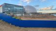 В парке 300-летия началось строительство центра сдачи ...